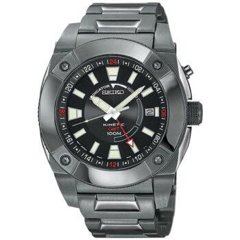 Seiko Sun007 Kinetic Wrist Watch