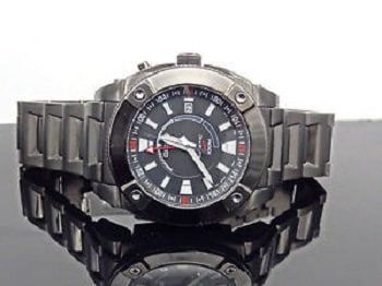 Seiko Sun007 Kinetic Wrist Watch