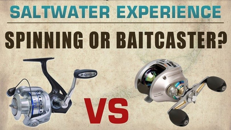 Spinning vs baitcaster