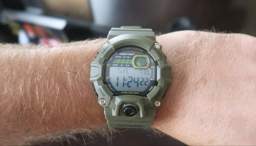 Survival watch Power type