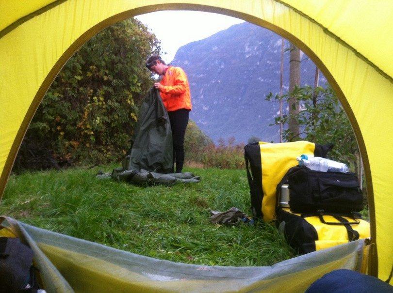 Tent organization