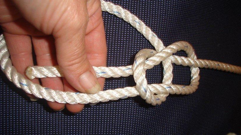 Tightening knots