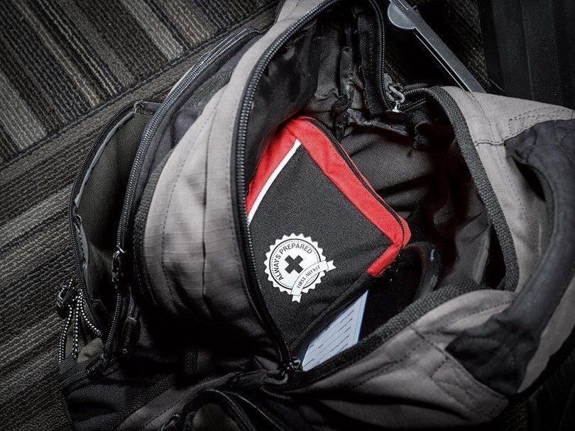 Ultra-light convenient first aid kit