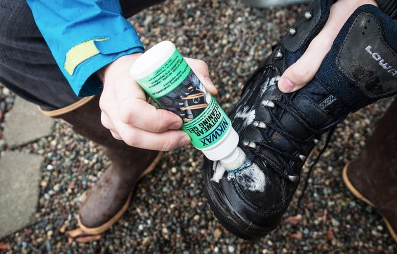 Waterproof your Boots