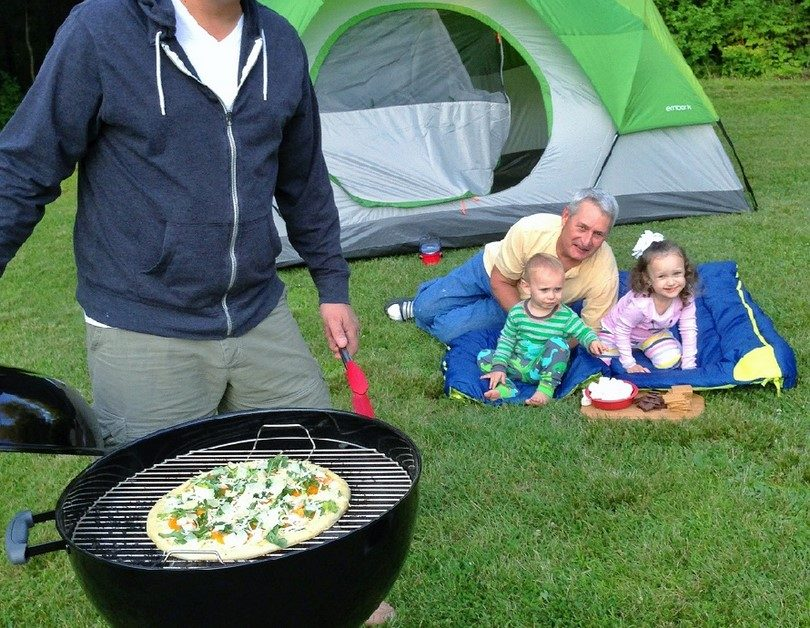 What to cook in camp