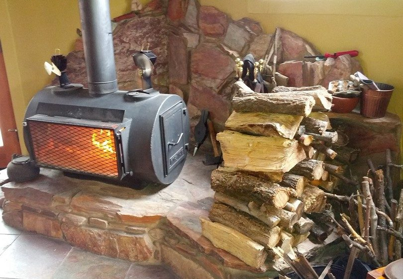 best wood stove for garage 2