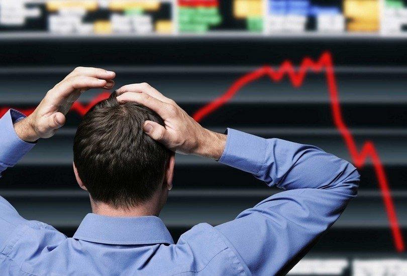 Economic disaster strikes
