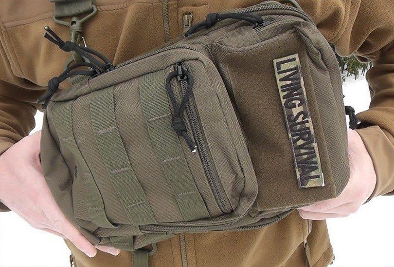 3V Gear Outlaw Sling Pack