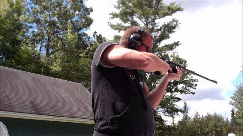 AR-7 firing range