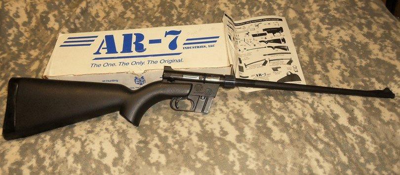 AR-7 original