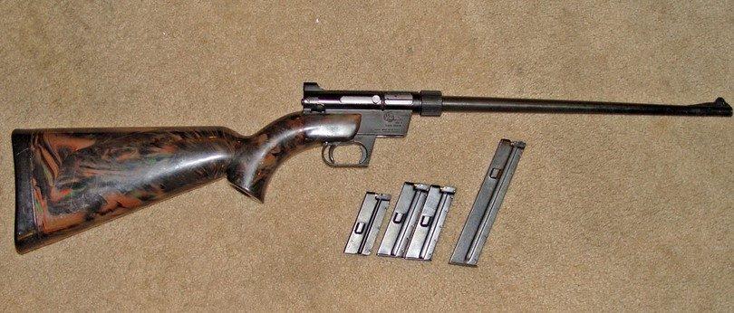 AR-7 rifle