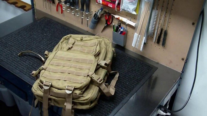 BY-S Military Army Patrol Molle Assault Pack