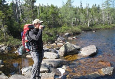 Backpacking items to bring