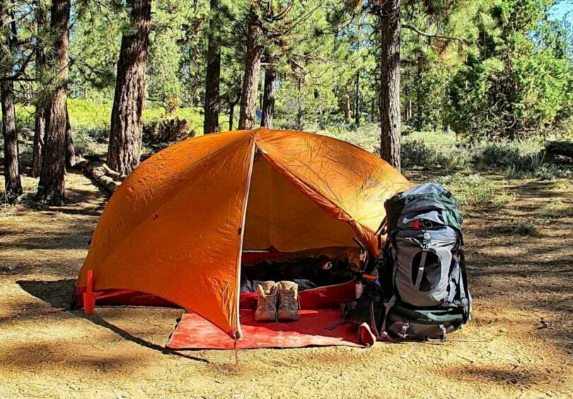 Best Backpacking Tent & The Best Backpacking Tent: Make Anywhere Your Home