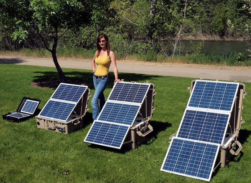Best solar portable generators