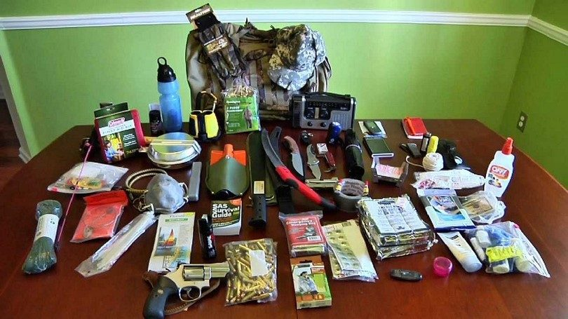 Bug Out Bag List Things You Need In Case Of Emergency