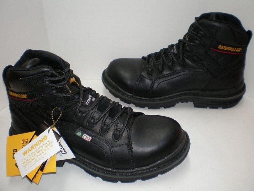 Caterpillar Men's Alaska Work Boot