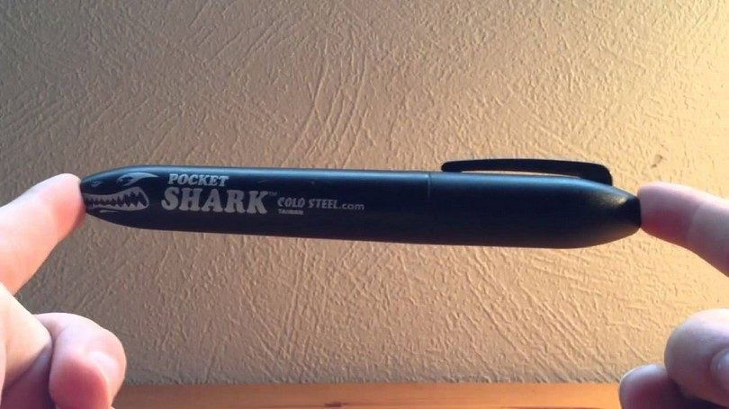 Cold Steel Sharkie tactical pen