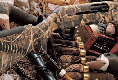 Duck hunting guns