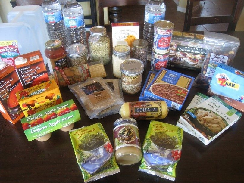 Survival Food List Nutritious Meal Preparation