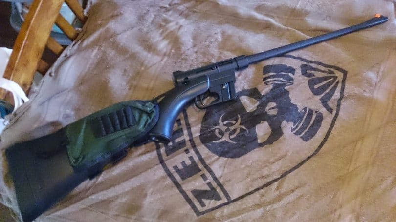 Henry Arms survival rifle