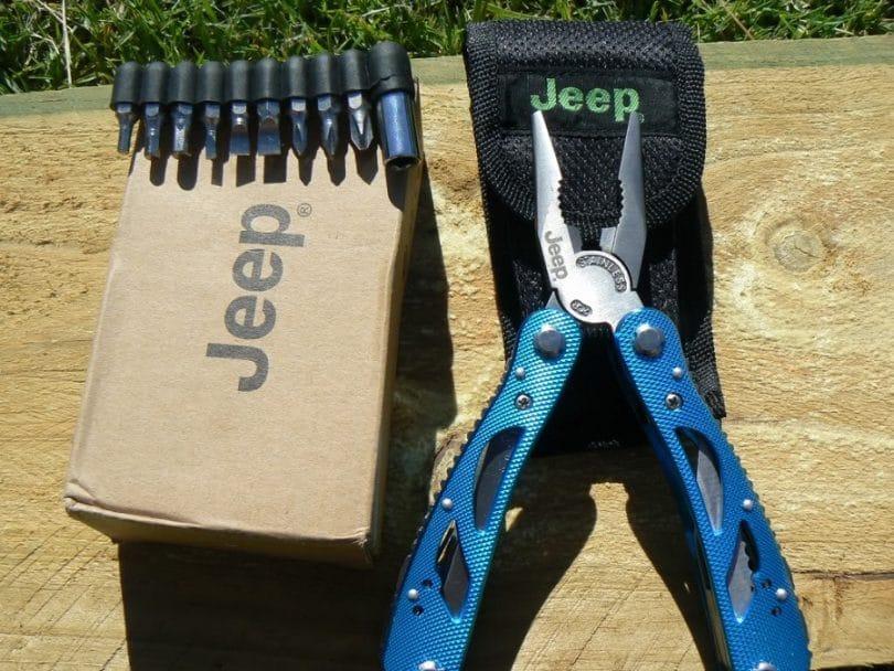 Jeep's Multi Tool Set