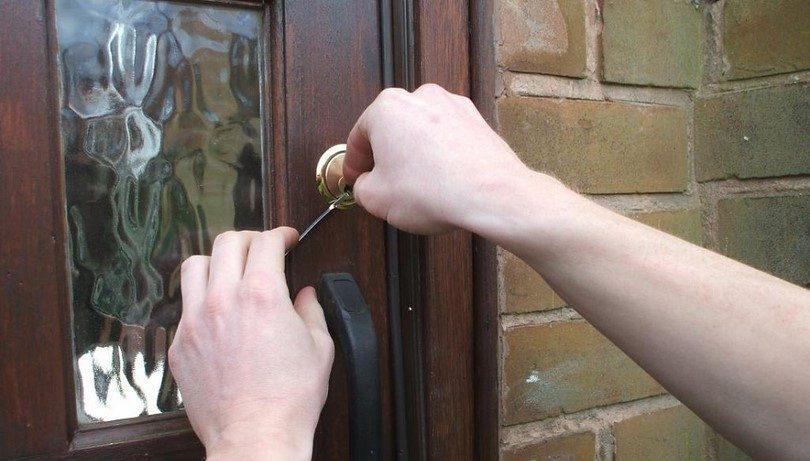 How to Pick A Locked Door