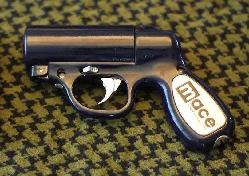 Mace brand pepper spray pepper gun