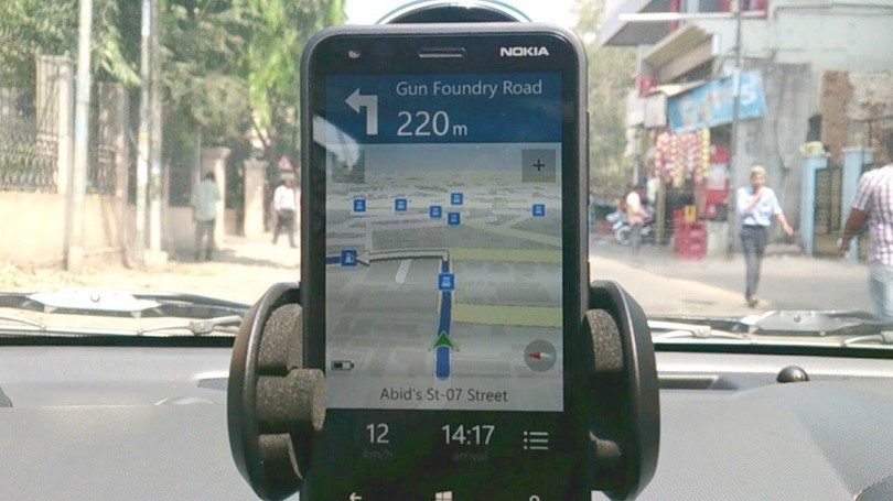 Nokia Drive GPS