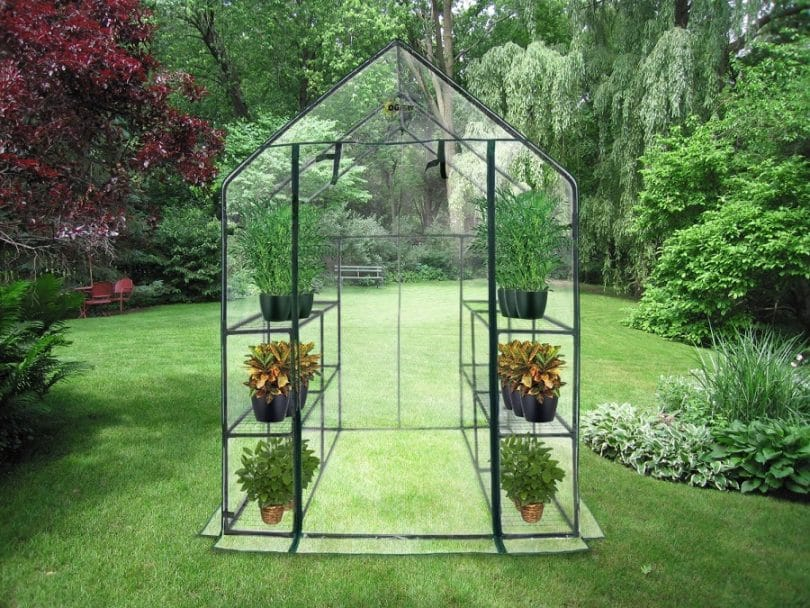 OGrow Deluxe Walk-In Portable Greenhouse