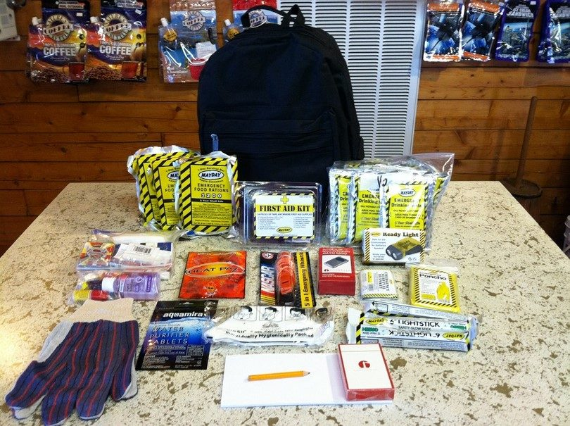 Perfect survival kit deluxe