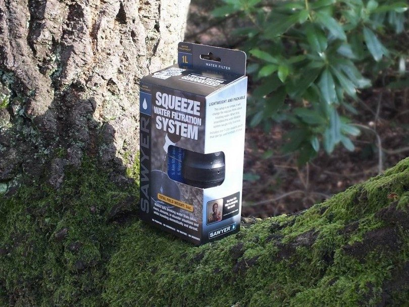 PointOne squeeze water filter