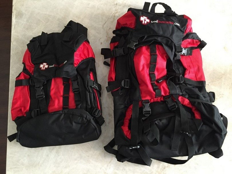 Premium 2 week bug out bag