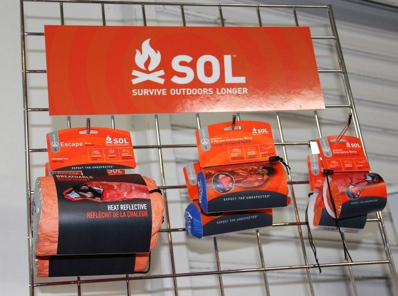SOL Origin survival essential tools