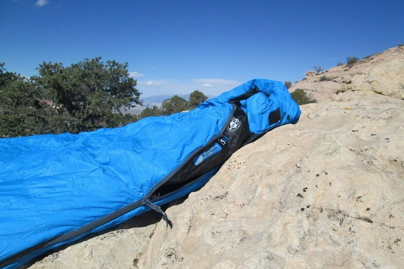 Sea to Summit Talus Series sleeping bag