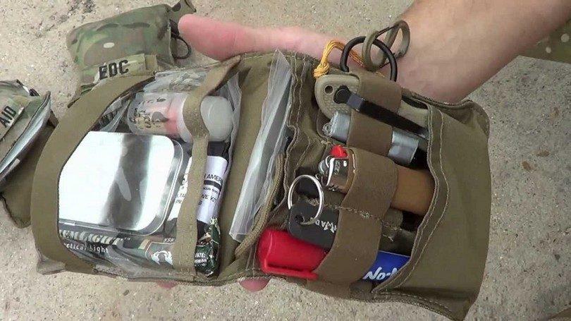 Signaling and pocket tools