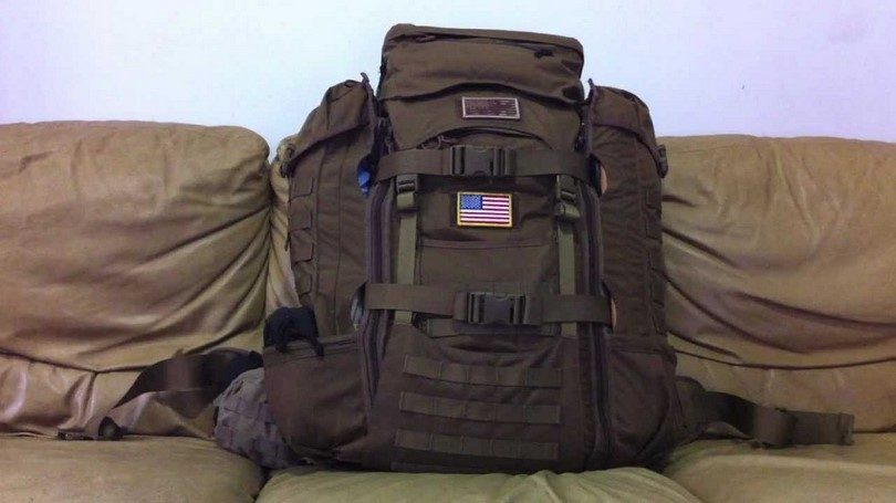 The Eberlestock bug out bag