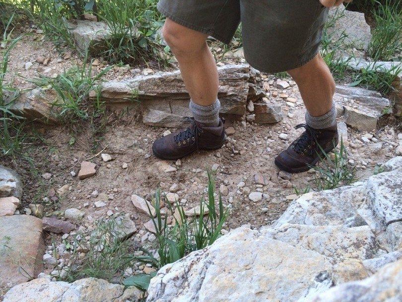 Timberland White ledge waterproof boots