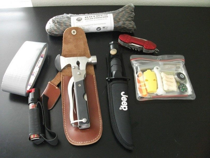 Tools for Bug-Out-Bag