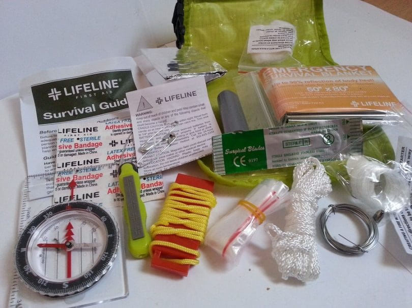 Ultralight Survival Kit