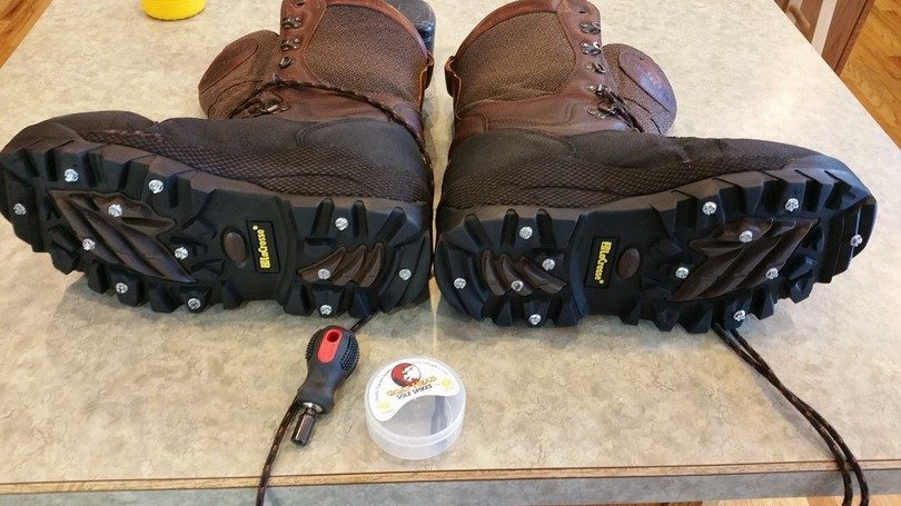 Best ice fishing boots top products on the market reviews for Ice fishing cleats