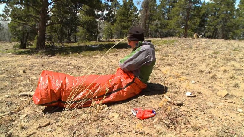 Adventure Medical Kits Sol Survival Blanket, one Person
