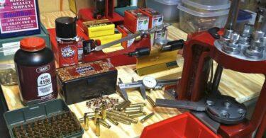Ammunition reloading