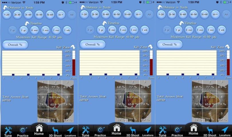 ArcheryPal app
