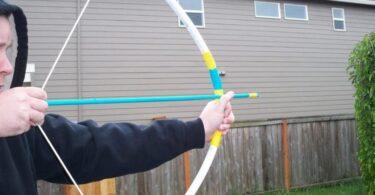 PVC Bow And Arrow