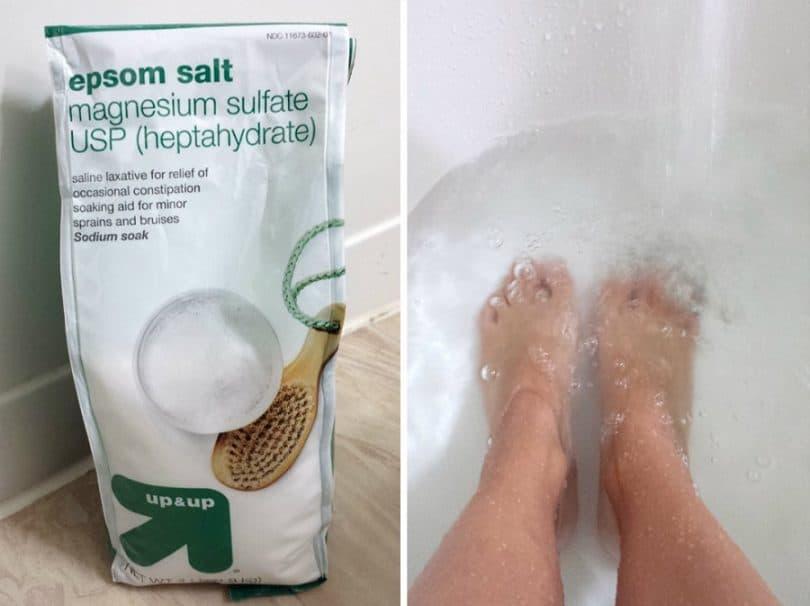 Epson salt for yor feet