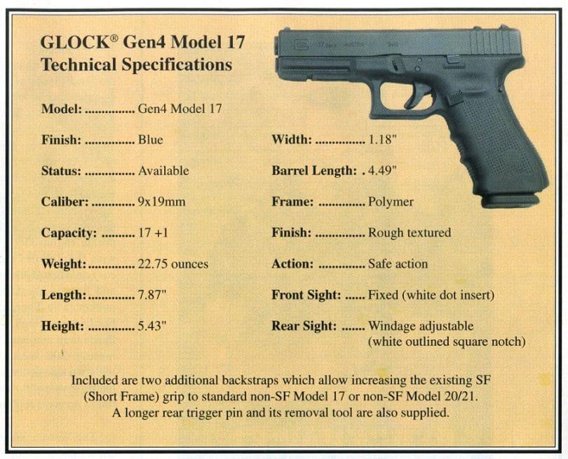 Gen4_Glock_Specs