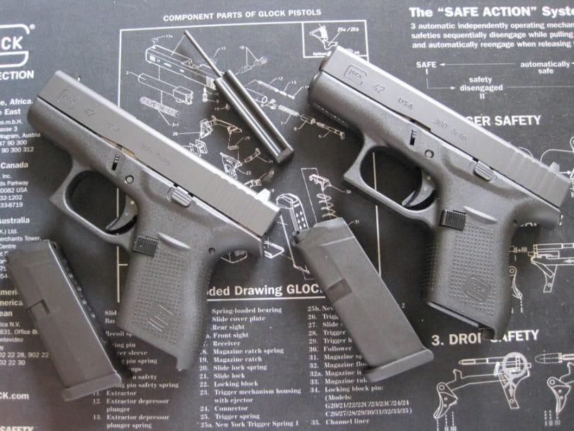 Glock guns