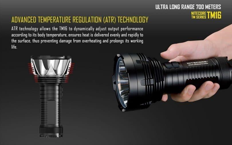 Hi advanced flashlight