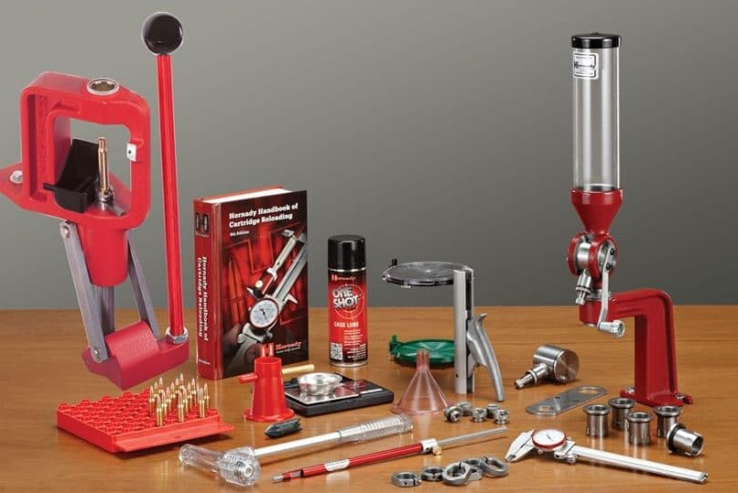 Hornady Load and Lock Reloading Press